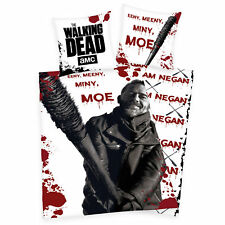 Linge de Lit Lisse Herding The Walking Dead Miny Moe I Am Negan 135 X 200