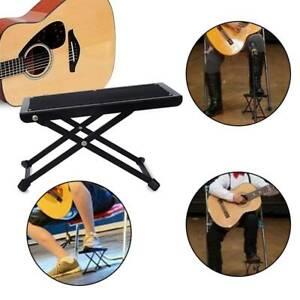 Adjustable Guitar Foot Stool Classical Music  Folding Footstool Bracket