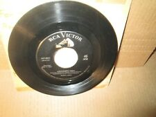 MARIO LANZA - FOR FIRST TIME / ROMA rare 45 rpm Classical VG+