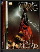 Stephen King Dark Tower Fall Of Gilead 1 2 3 4 5 6 Full Set HIGH GRADE NM to NM+