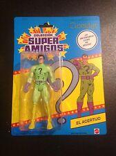 Mattel Super Powers Collection El Acertijo (The Riddler)