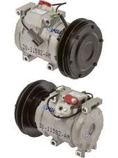 NEW A/C AC Compressor Fits: Kobelco - John deere Excavator 450CLC, 450DLC 600DLC