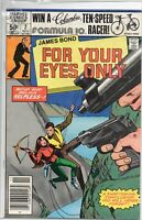James Bond For Your Eyes Only (1981 Marvel) #2