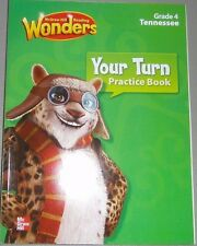 McGraw Hill Reading Wonders Gr 4 Your Turn Practice Book Tennessee Ed 0021254125