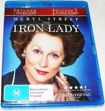 THE IRON LADY---(Blu-Ray)