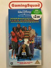 Cool Runnings VHS Video Retro, Supplied by Gaming Squad