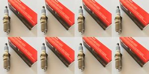 New Set of 8 MOTORCRAFT Finewire Platinum Spark Plugs SP500