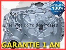 Boite de vitesses Renault Megane Scenic 1.6 16v 1an de garantie