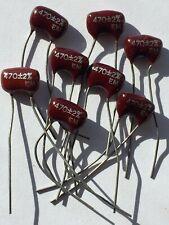 8x NOS 470pF/2% Silver Mica Glimmer-Kondensatoren/capacitors