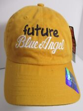 Blue Angel Future Toddler Hat Cap USA Embroidery 3T> child small New