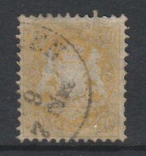 Deutschland (Bavaria) - 1870/73, 10Kr - Wmk Schmal Netz 14mm - F/U - Sg 60B