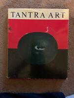 Tantra Art: Its Philosophy & Physics | Ajit Mookerjee - RARE Book 📖