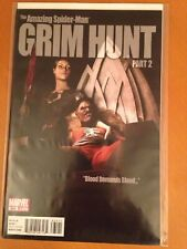 Amazing SPIDER-MAN #635 Grim Hunt Pt 2 RARE Fyles VARIANT - 1x Marvel Comics