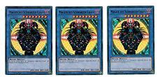 YUGIOH 3 X (3 MAPPE : ) MAGO des Nero Chaos ygld-dec01 ULTRA RARE, Mint