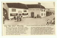 The Red Lion, Thursley old postcard
