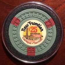 New Frontier Casino Chip $25 (1956) - Las Vegas - RARE