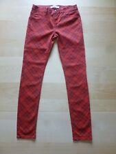 Cotton blend skinny trousers ZARA 36/IT-size Pantaloni slim ZARA, tg36/IT cotone