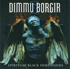 DIMMU BORGIR Spiritual Black Dimensions CD +3 Bonus Tracks (Black Metal)
