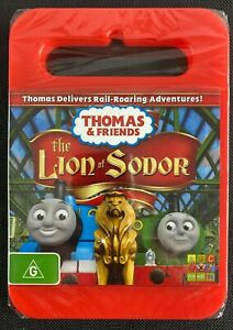 The Lion Of Sodor, A Thomas The Tank Engine & Friends DVD NEW & SEALED Free Post