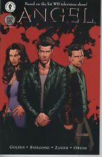 Angel #7 Df Red Foil variant art cover comic book Season 1 Tv show series Whedon
