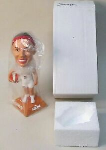 Janeth Arcain Bobblehead (Houston Comets) WNBA 1997 WNBA Superstar opened in Box