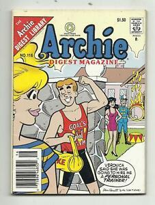 Archie Digest #116 - Li'l Jinx - Betty & Veronica - Jughead  - FN 6.0