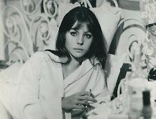 CAROLE ANDRE I TULIPANI DI HAARLEM 1970 VINTAGE PHOTO ORIGINAL #1