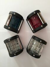 Navigation Light Port,Starboard,Stern & Masthead (Set of 4) Boat Chandlery
