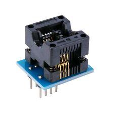 Adattatore Eeprom SMD sop 8 dip8  24c02/24c04/24c08/24lc16/24c32/24c16 adapter