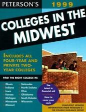 Peterson's Colleges in the Midwest 1999 (15th Edition)