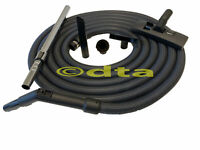 Central Vac Ducted vacuum Hose Kit 9m With Tools