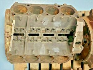 1963 Max Wedge 426 Cubic Inch bare engine block Date code 8*2*63  Part 24067801