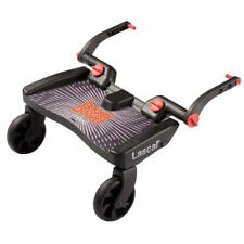 Lascal Maxi Buggyboard Compatible With 99 of Pushchairs Black