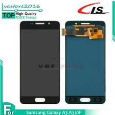 Per Samsung Galaxy A3 2016 A310F/M A310 Display LCD Schermo Vetro Touch Screen