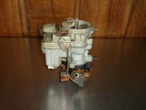 Rebuilt Rochester 2-Barrel Carburetor 2gc 1965 1966 1967 Oldsmobile V-8 7026398