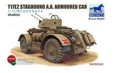 Bronco Models ® ZB48002 T17E2 Staghound A.A. Armoured Car 1:48