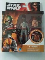 STAR WARS EMPIRE STRIKES BACK ARMOR UP BOBA FETT CHARACTER ACTION FIGURE HASBRO