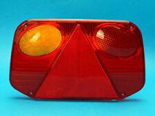 LH Radex 2800 Lente De Repuesto Para Remolque Lámpara Luz Lado Izquierdo #751BL
