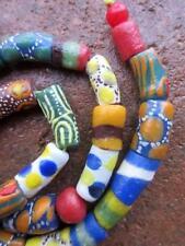 Mixed Krobo Glass Beads [66781]