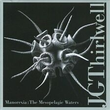 Manorexia: The Mesopelagic Waters by J.G. Thirlwell (CD, Mar-2010, Tzadik...