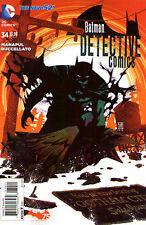 DETECTIVE COMICS (2011) #34 - New 52 - Back Issue