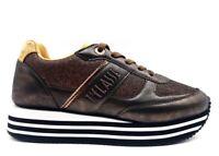 Scarpe da donna Alviero Martini 1 Classe 10713 sneakers casual sportive platform