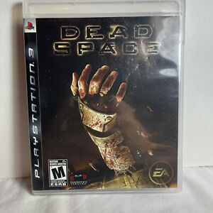 Dead Space (Sony PlayStation 3, 2008) PS3