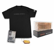 Eminem RARE - Autographed + Brick + Good Wood Dog Tag + MMLP Cassette + T-shirt