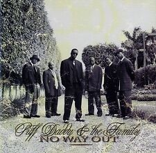 PUFF DADDY & THE FAMILY : NO WAY OUT / CD