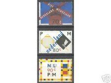Nederland NVPH 1595-97 Mondriaan 1994 Postfris