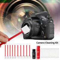 14 x Reinigungspinsel Reinigungsset APS-C DSLR Sensor für DSLR Kamera Objektiv