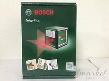 BOSCH cross-line laser QUIGO PLUS with Tracking From Japan NEW