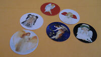 Pre Cut One Inch Bottle Cap Images Angels Angel Free Shipping