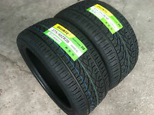 NEW Set of (4) 275 40 20 (x2) & 315 35 20 (x2) DELINTE Desert Storm series tires